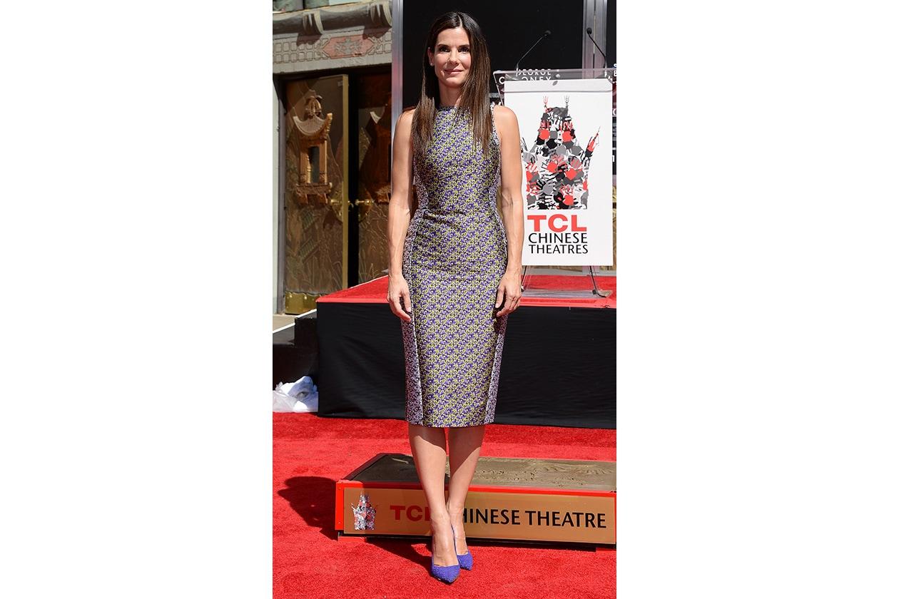 Fashion Style icon Sandra Bullock 181806738 10