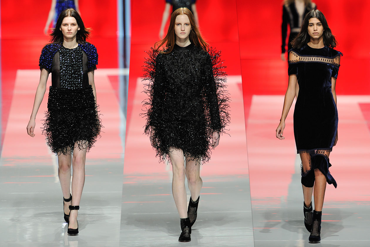 Fashion Total black list CKane