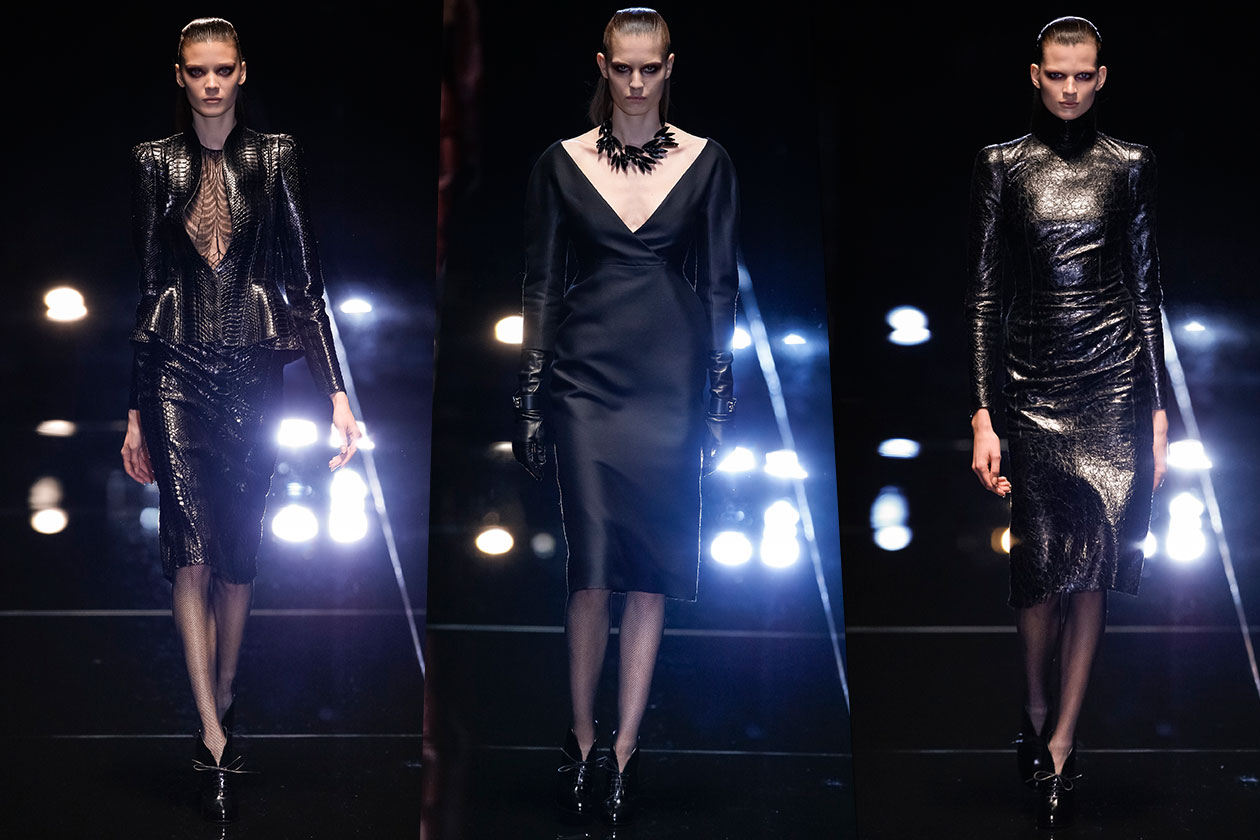 Fashion Total black list Gucci