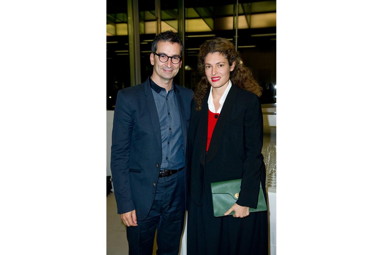 Federico Marchetti e Ginevra Elkann Io non ti conosco Cocktail 17 Ottobre Roma