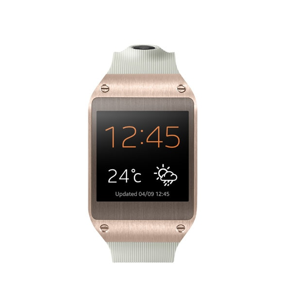 Galaxy Gear 001 Front Rose Gold