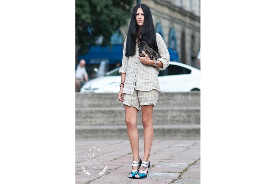 Street Style Fashion Awards: la vincitrice di Grazia.it