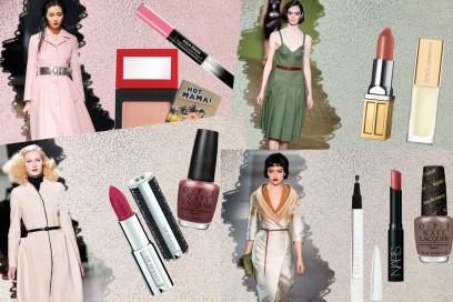 Gli anni Cinquanta in passerella e nel beauty case: la selezione e gli abbinamenti più trendy secondo Grazia.IT