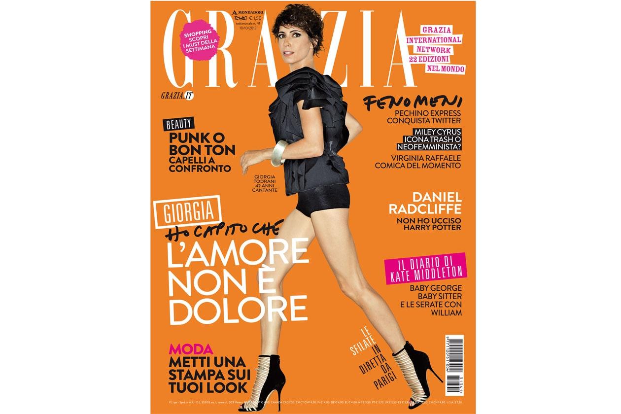 Grazia 41 del 2013