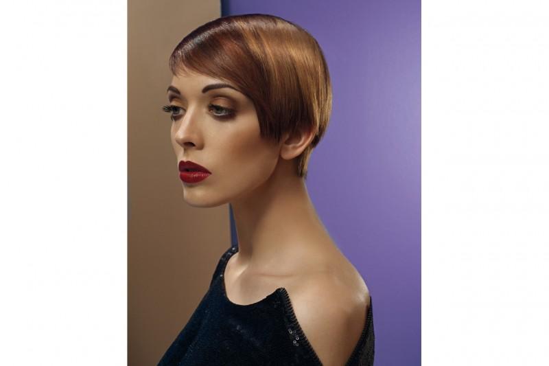 Ispirazione Anni Venti per i corti della collezione by James Hair Fashion Club per Wella Professionals