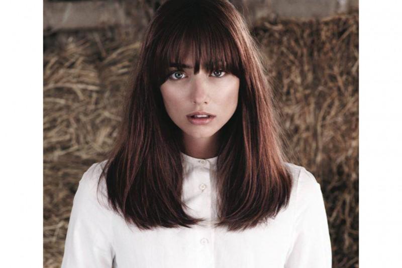 Lo styling  è rigoroso; tutti gli hair cut richiedono prodotti ad hoc che facilitano la messa in piega (Aveda)