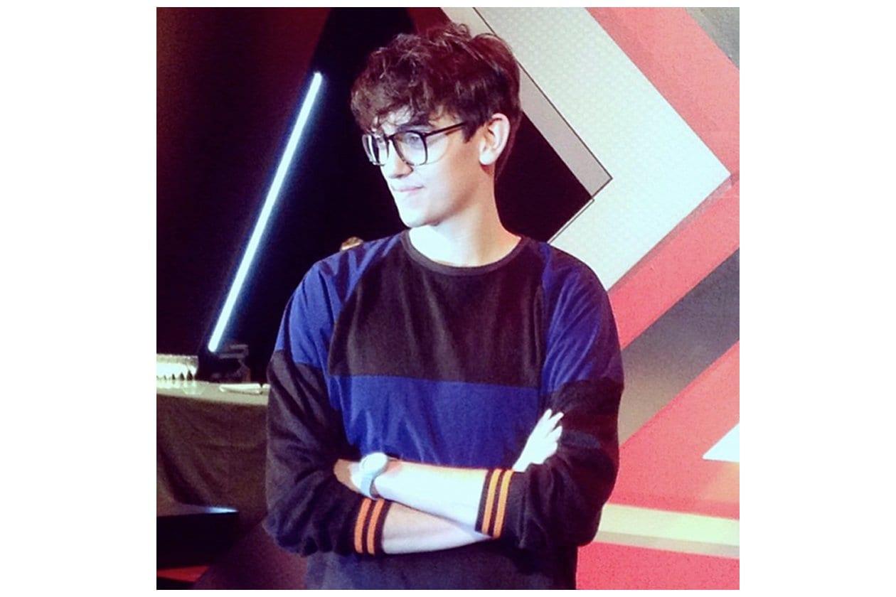 Michele Bravi di X Factor 7
