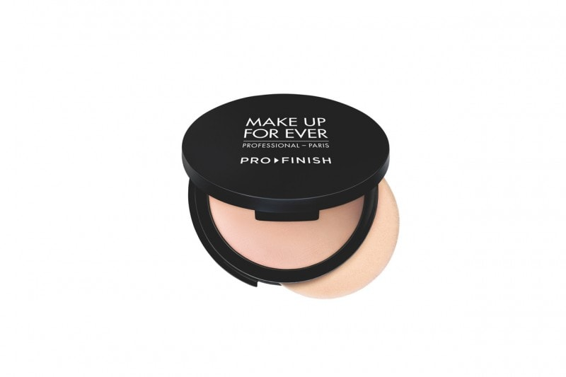 Regala un incarnato perfetto il Pro Finish di Make Up For Ever