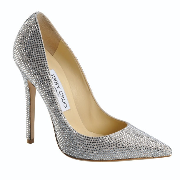 TARTINI SUEDE W CRYSTAL PAVE CRYSTAL