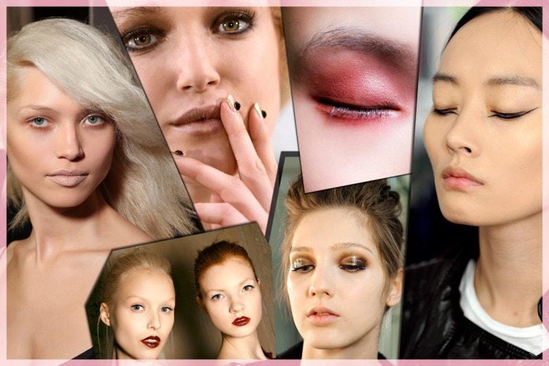 Tendenze make up A/I 2013-14: i pro e i contro dei trend del momento. Le dritte della redazione beauty di Grazia.it