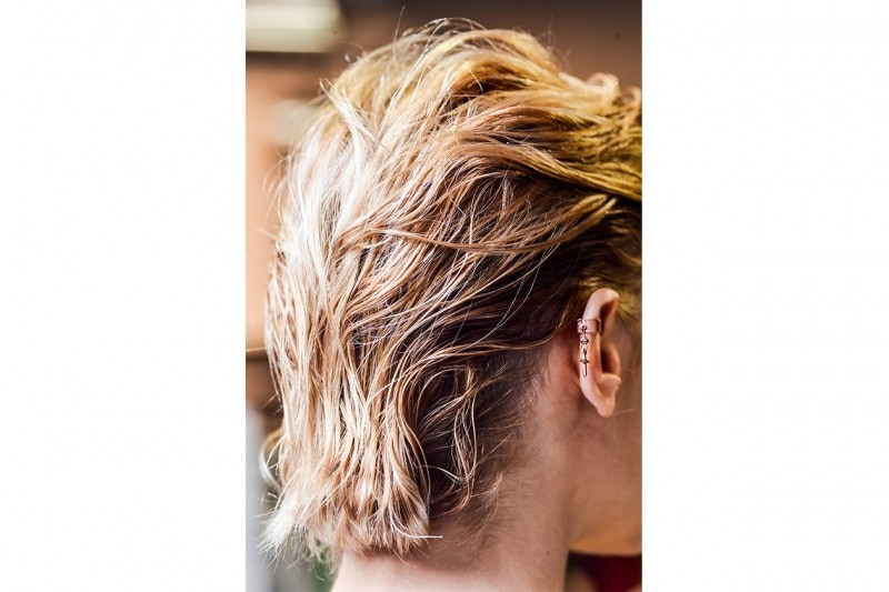 UNISEX: per capelli tirati indietro (Roccobarocco)