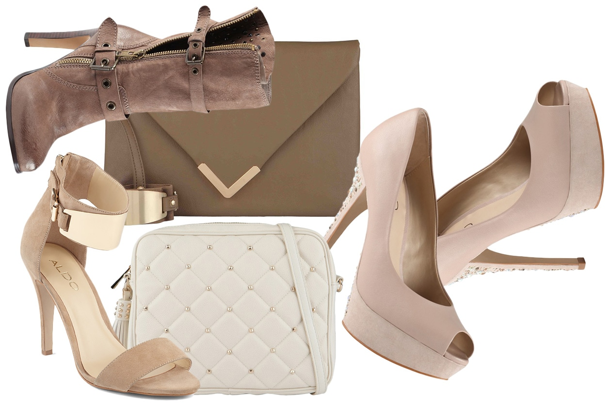 Fashion Aldo Beige