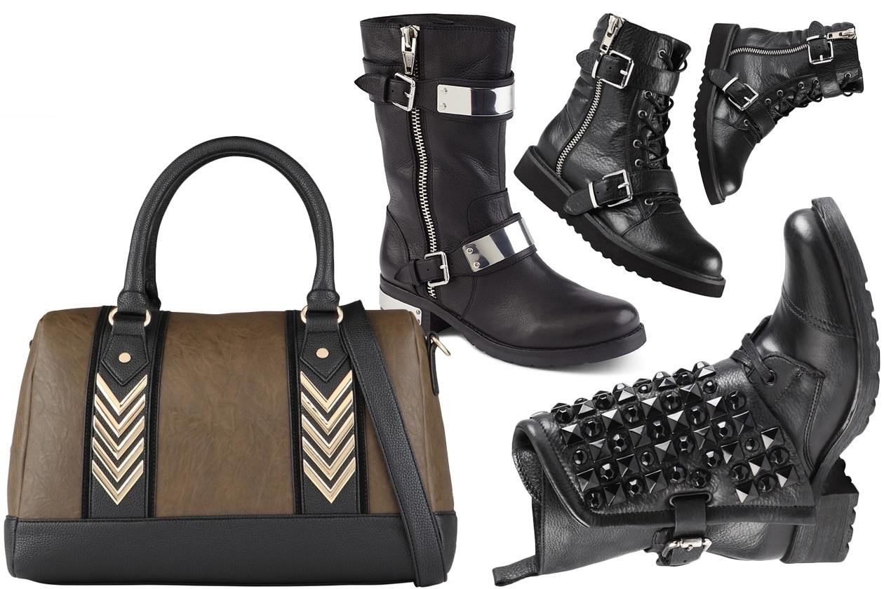 Fashion Aldo Boots Combat