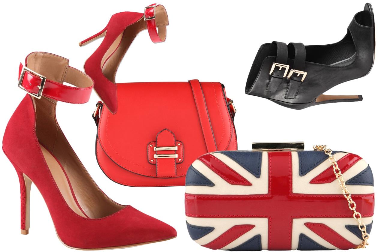Fashion Aldo Rosso nero