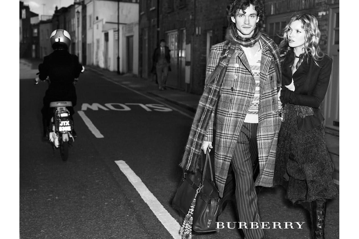 Fashion Burberry Mario Testino