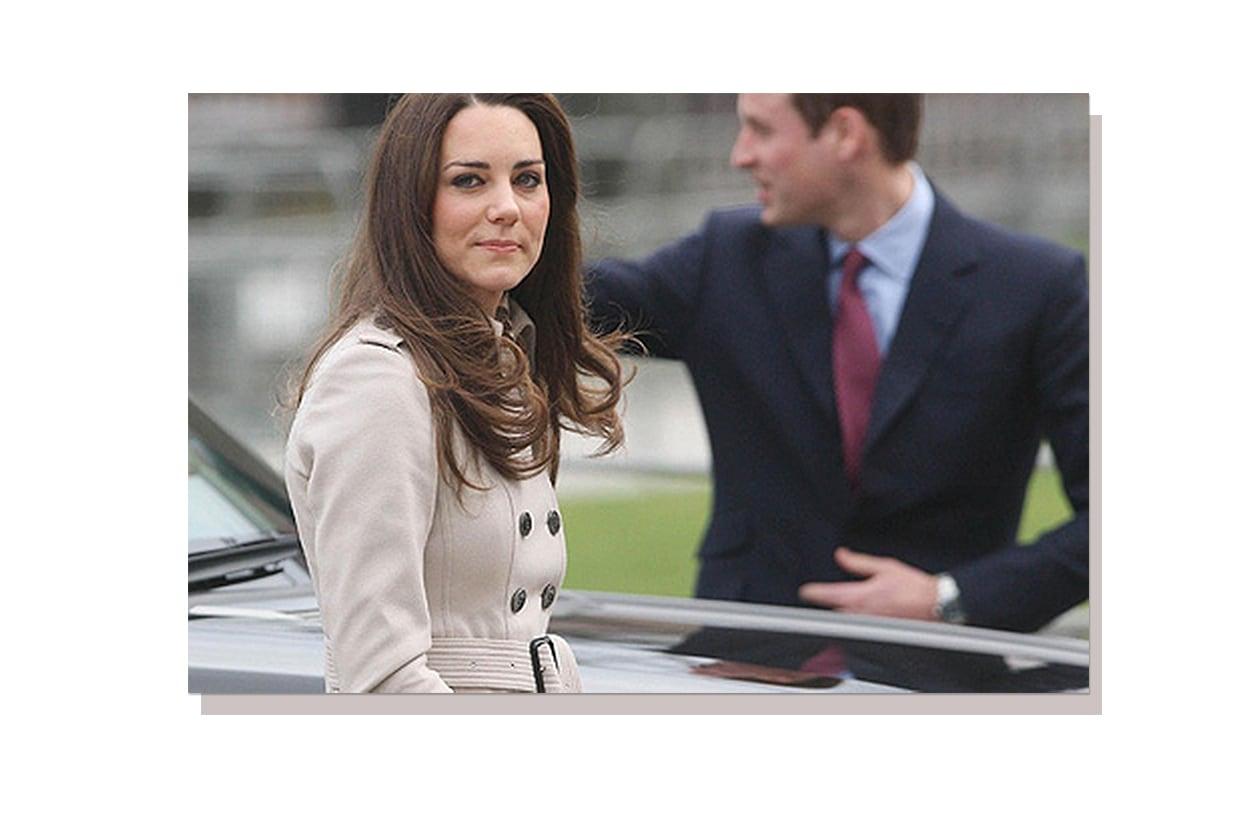 Fashion Burberry Kate Middleton