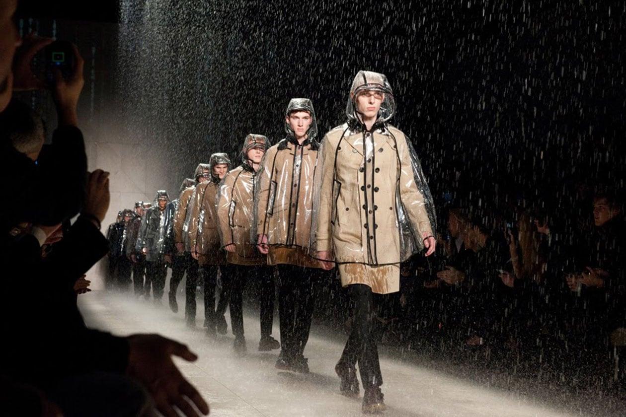 Fashion Burberry Burberry pioggia