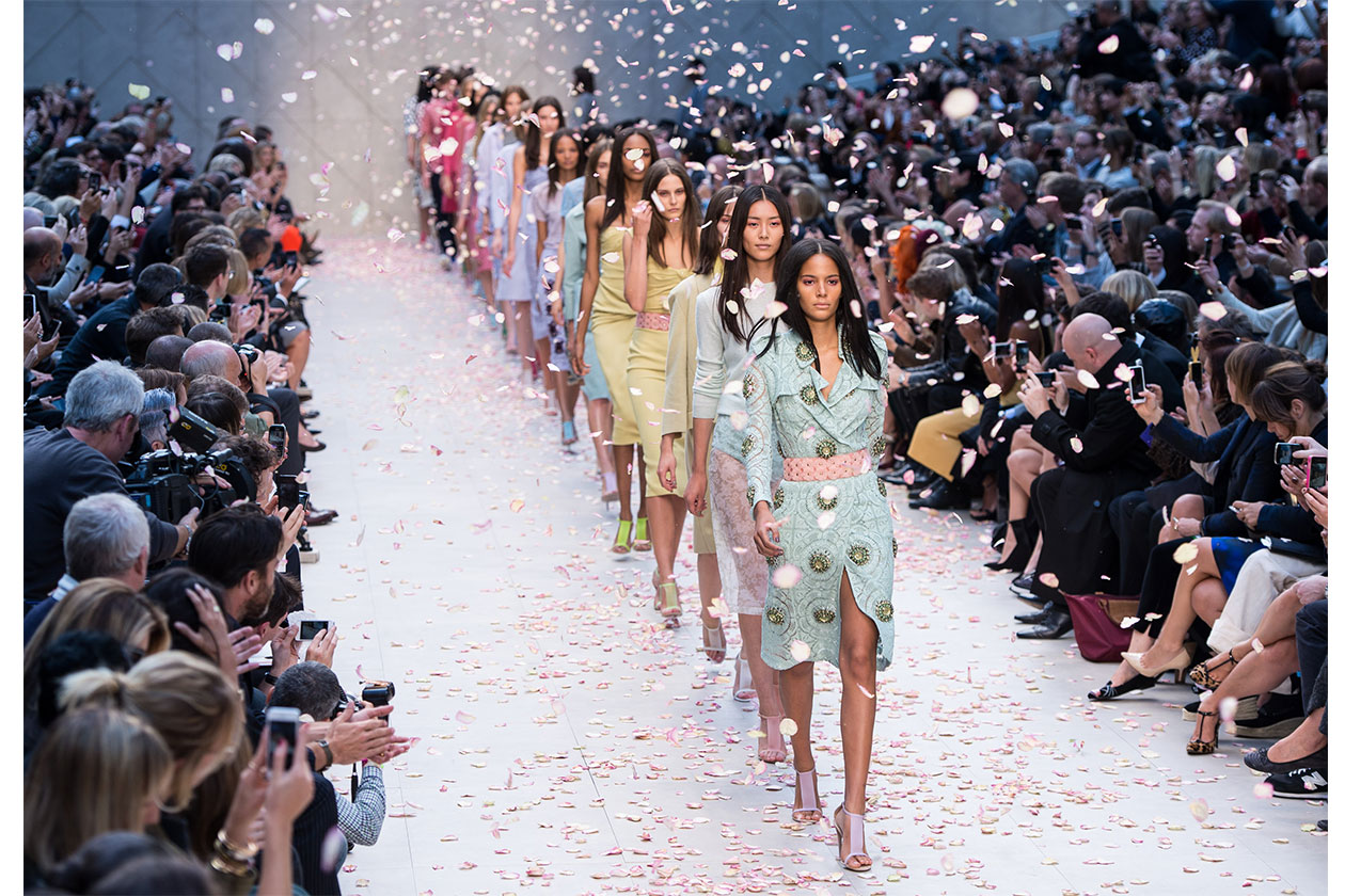 Fashion Burberry 2014ss