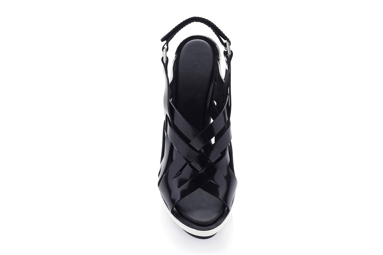 shoes black ck