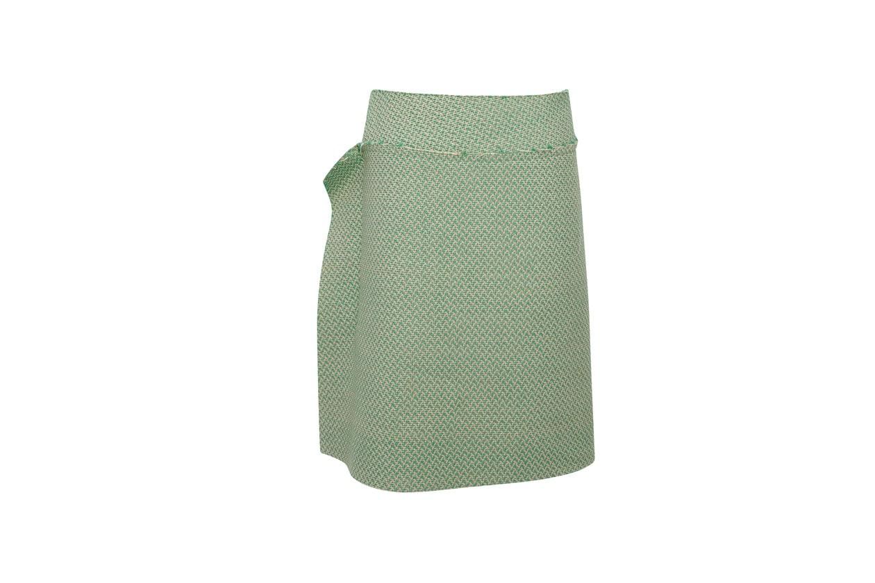 skirt verde ck
