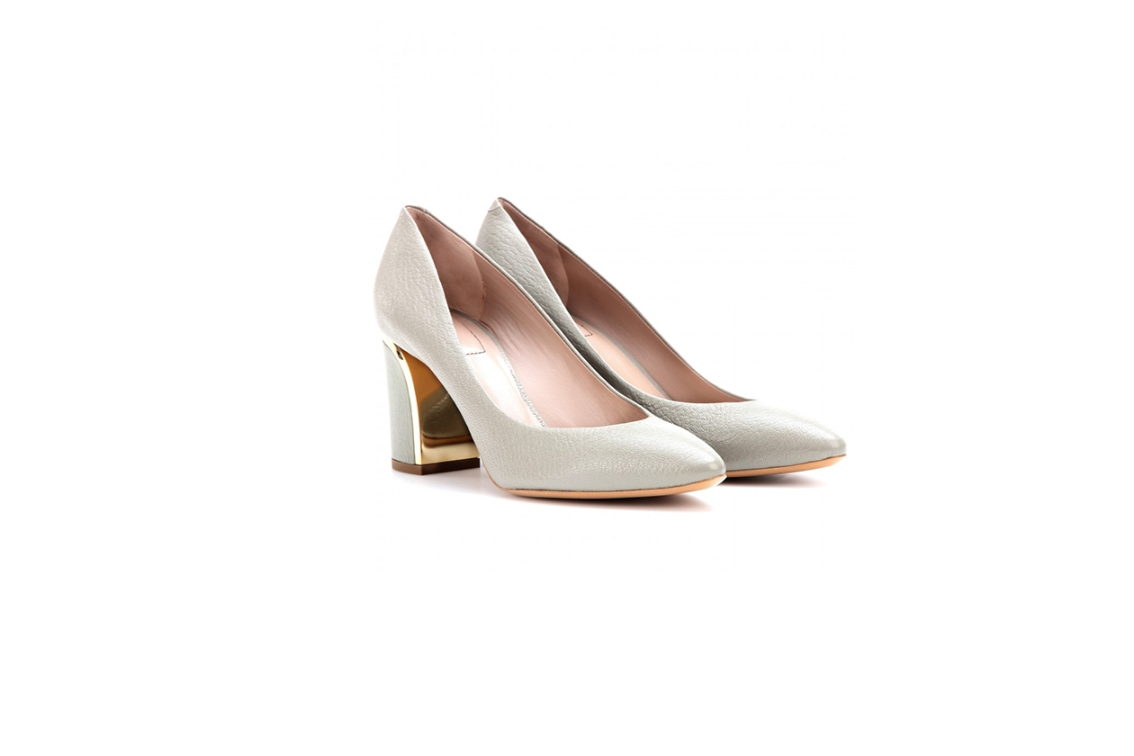 Fashion Toplist Gessato chloé pump