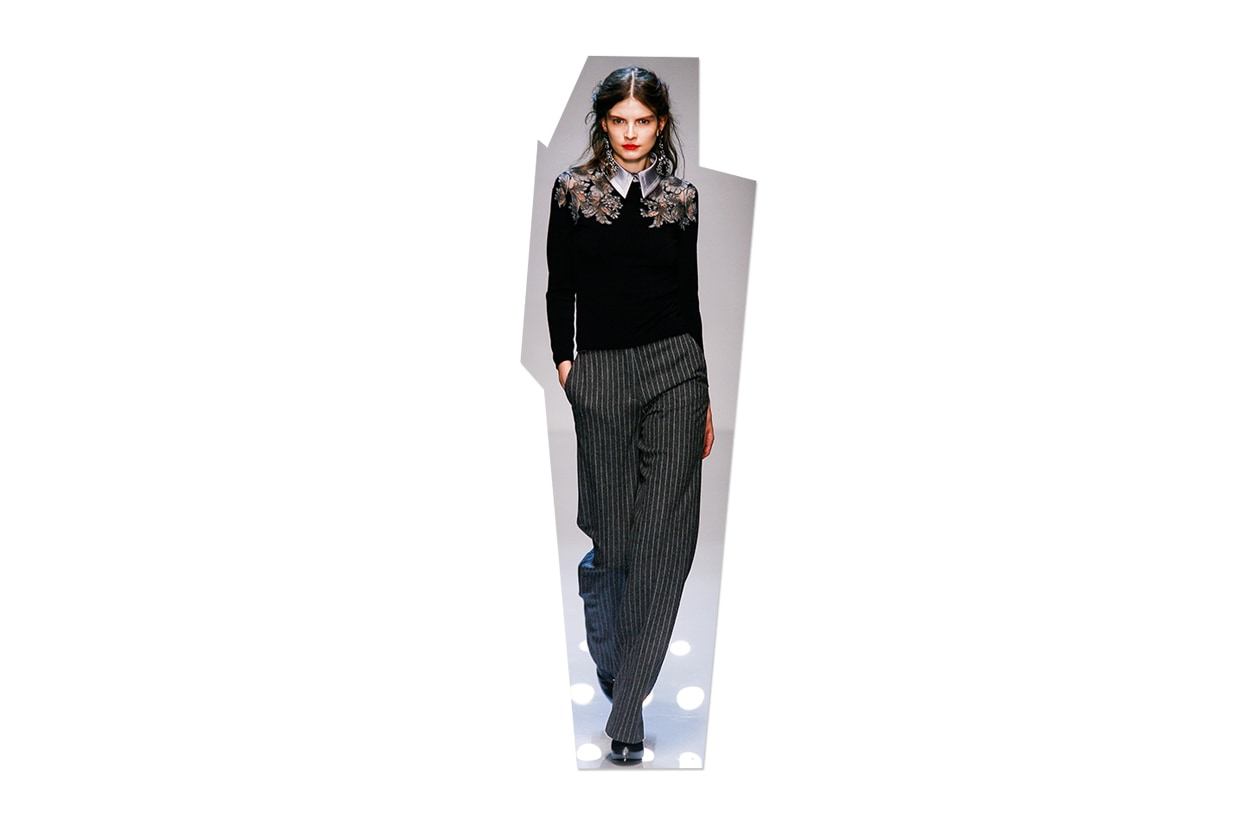 Fashion Toplist Gessato Roccobarocco ful W F13 M 021