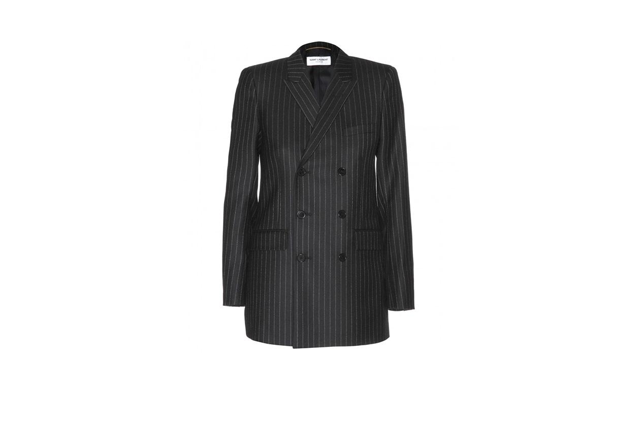Fashion Toplist Gessato blazer saint laurent