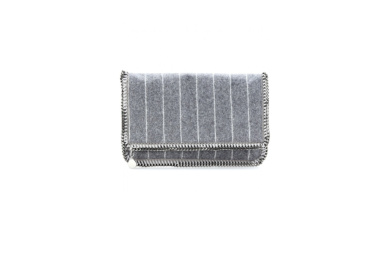 Fashion Toplist Gessato clutch stella mccartney