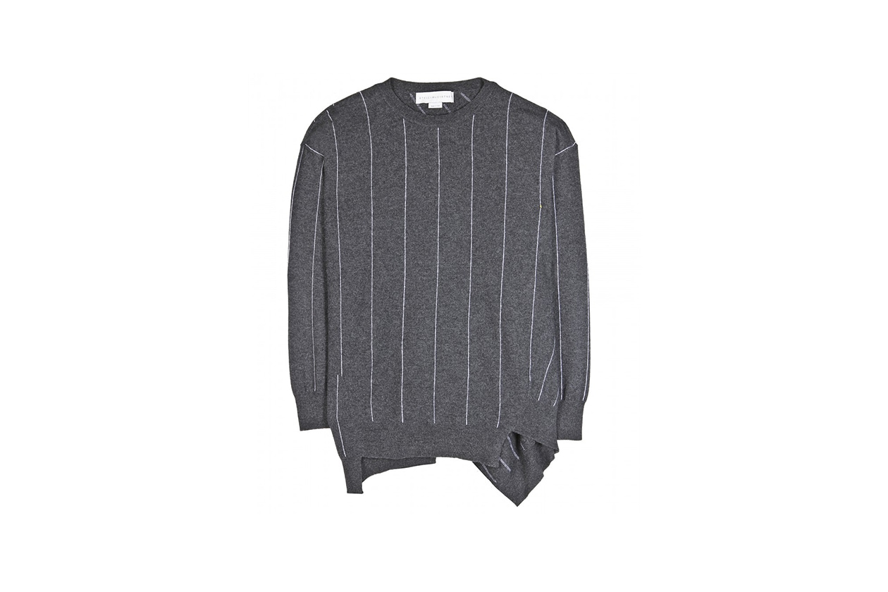 Fashion Toplist Gessato pullover stella mccartney