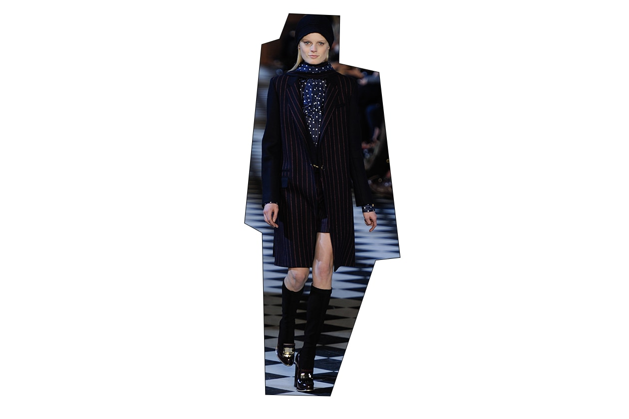 Fashion Toplist Gessato Tommy Hilfiger ful W F13 N 113