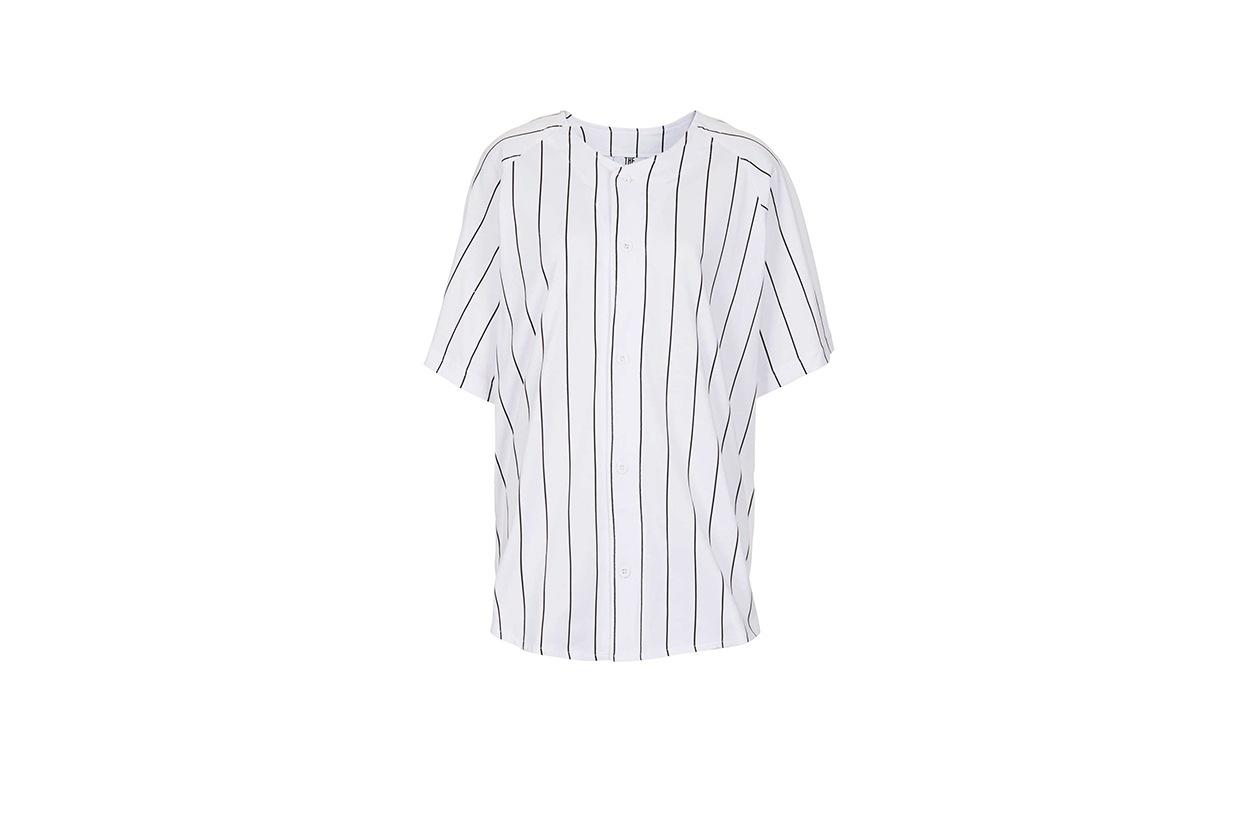 Fashion Toplist Gessato t shirt topshop
