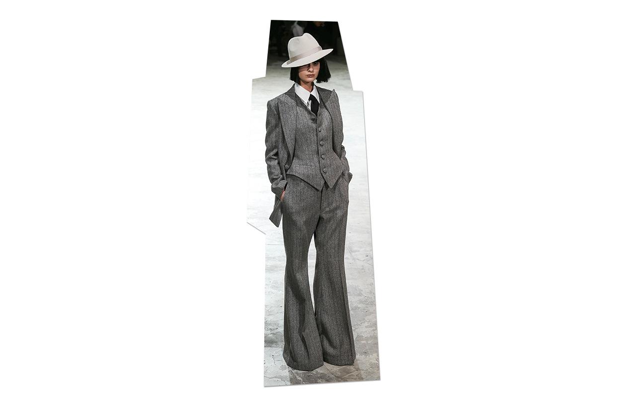 Fashion Toplist Gessato Yohji Yamamoto ful W F13 P 069