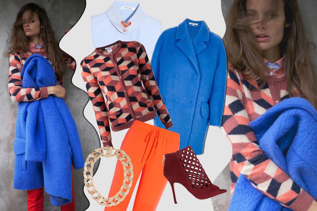 Shop the look: colore e energia per l'autunno
