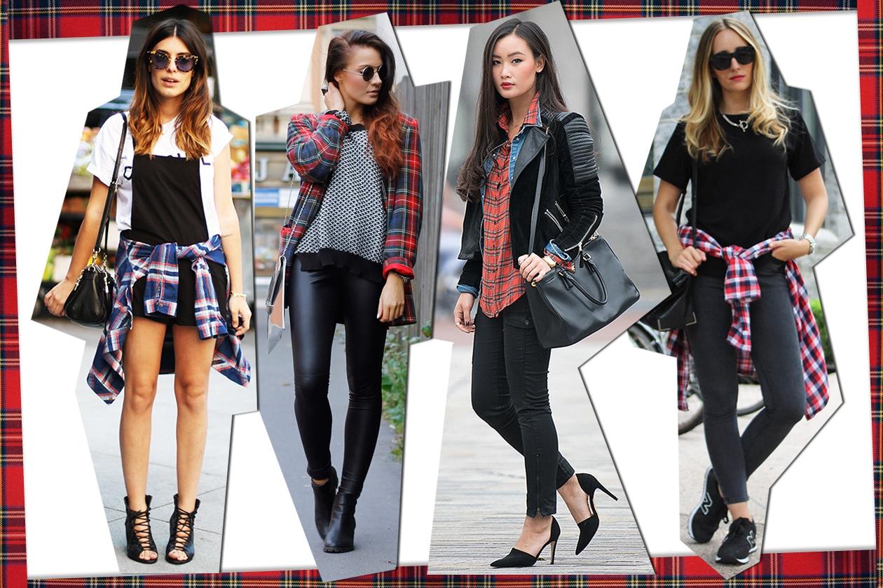 Estremamente Grunge look: Il trend preferito dalle fashion blogger - Grazia.it RY94