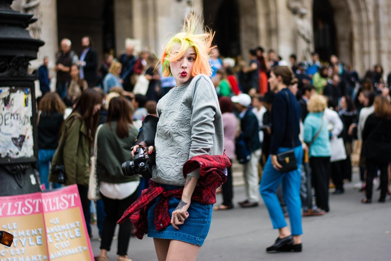 Street-style: arrivederci al mese della moda