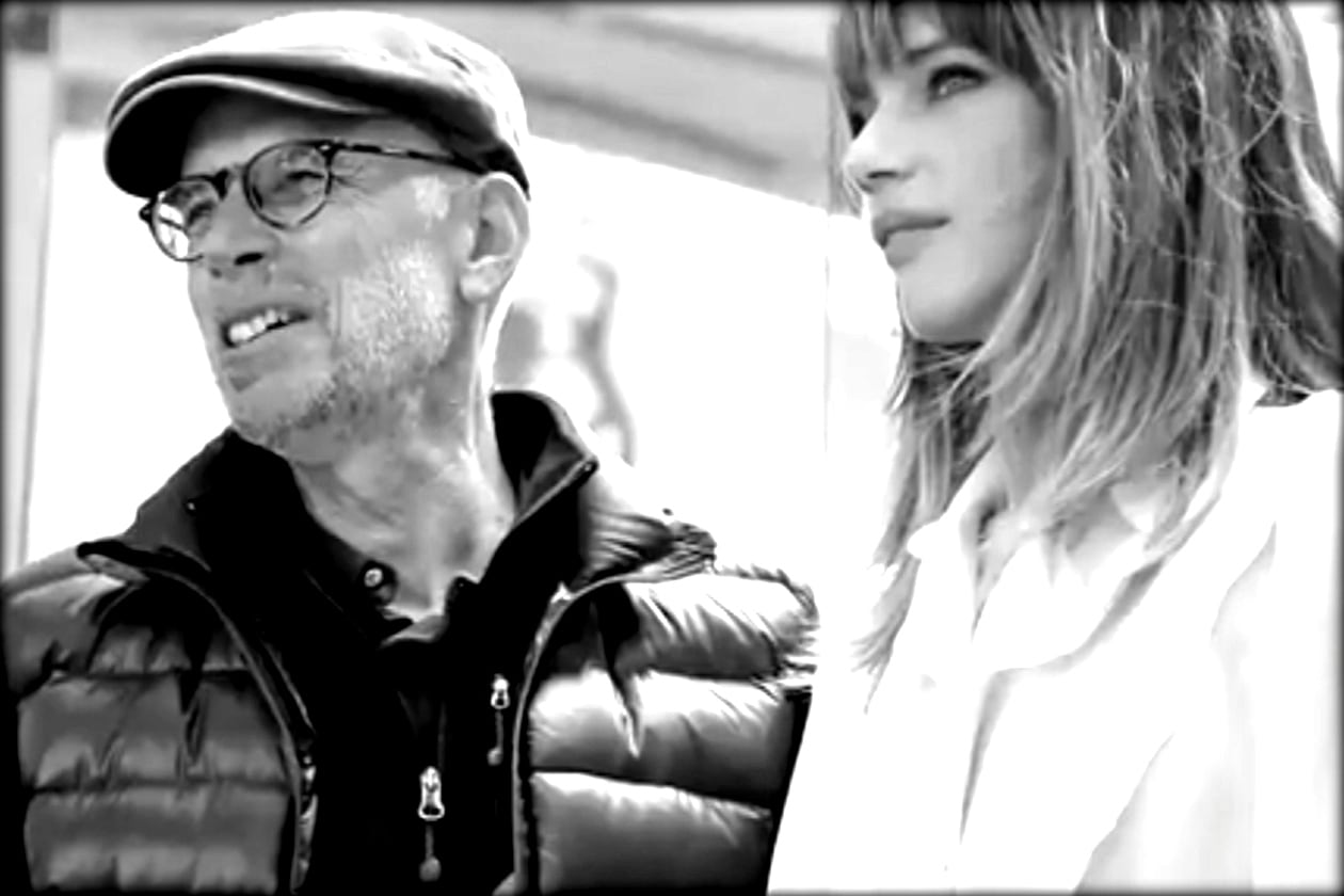 Il backstage video del nuovo film Trussardi My Name by Gabriele Salvatores con Gaia Trussardi