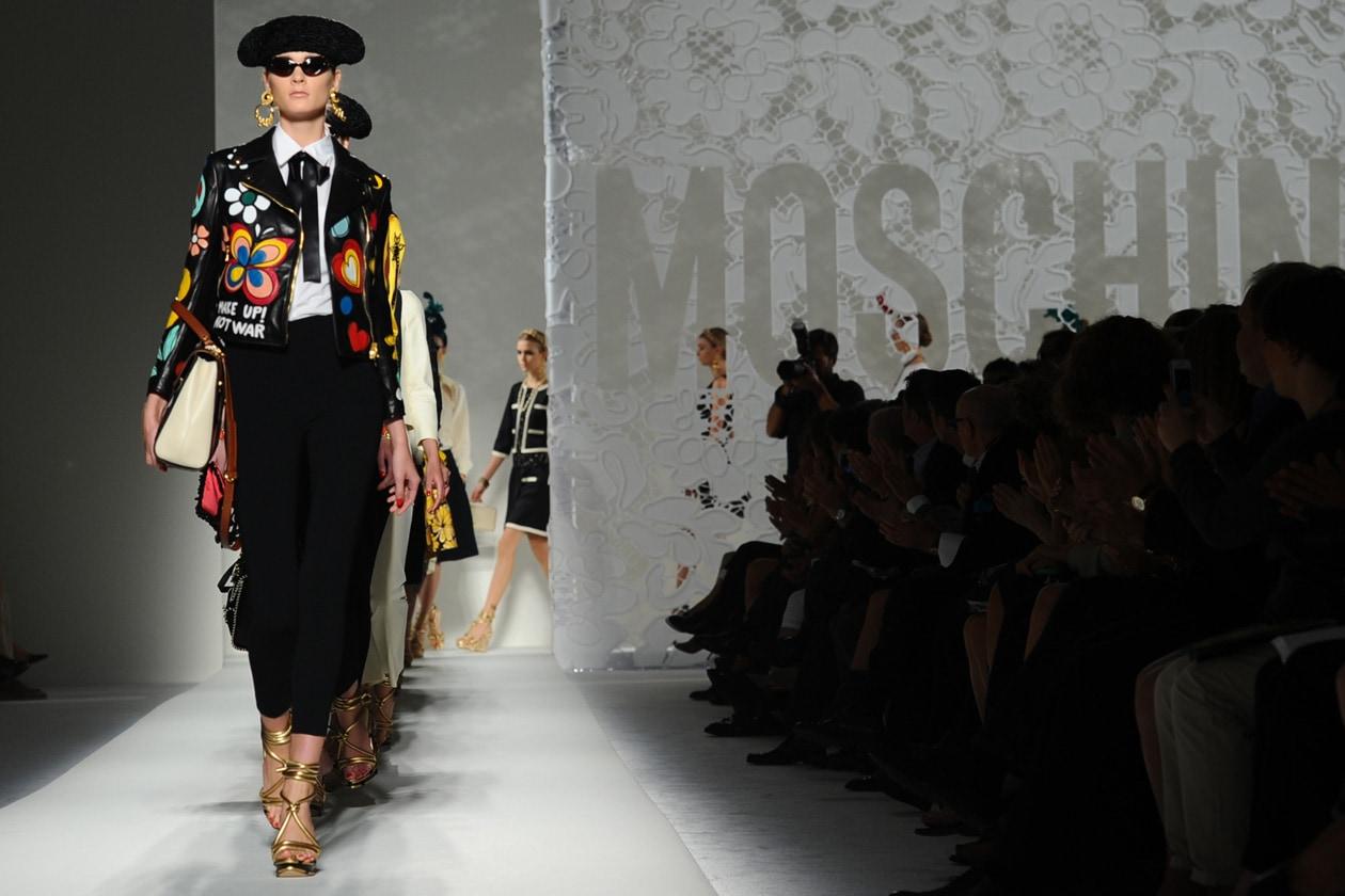 Moschino Spring Summer 2012 01