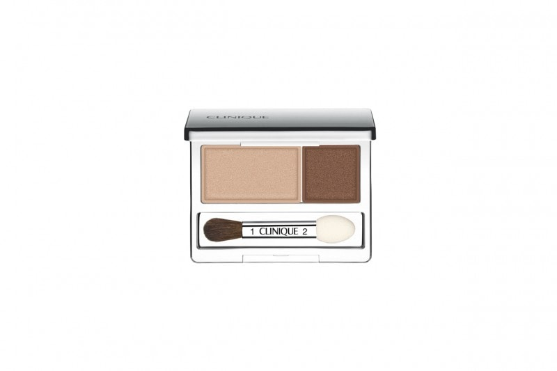 clinique all about shadow duo Like mink