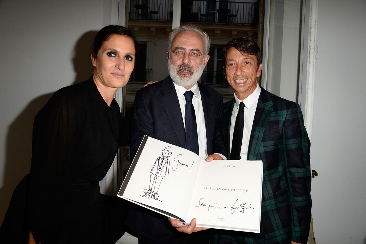 Maria Grazia Chiuri;Francesco Bonami;Pierpaolo Piccioli