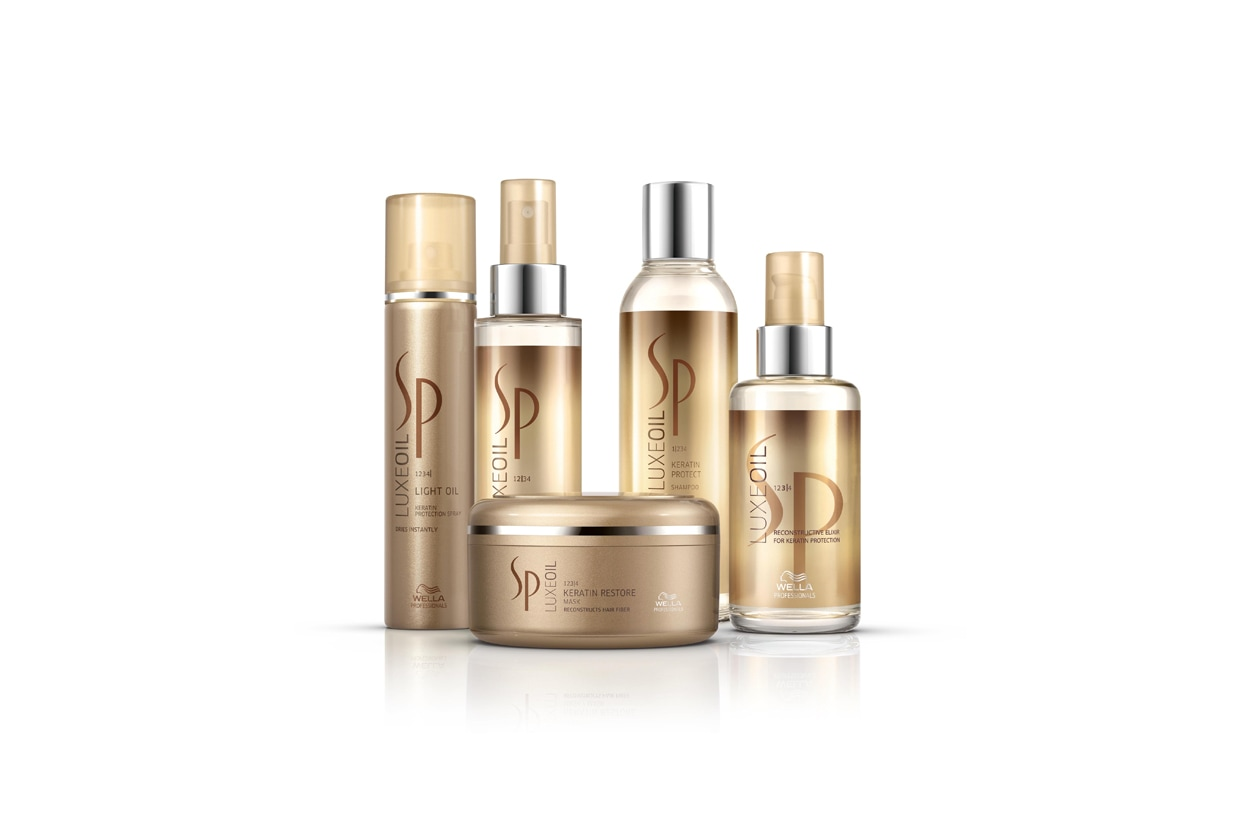 wella sp LuxeOil Collection
