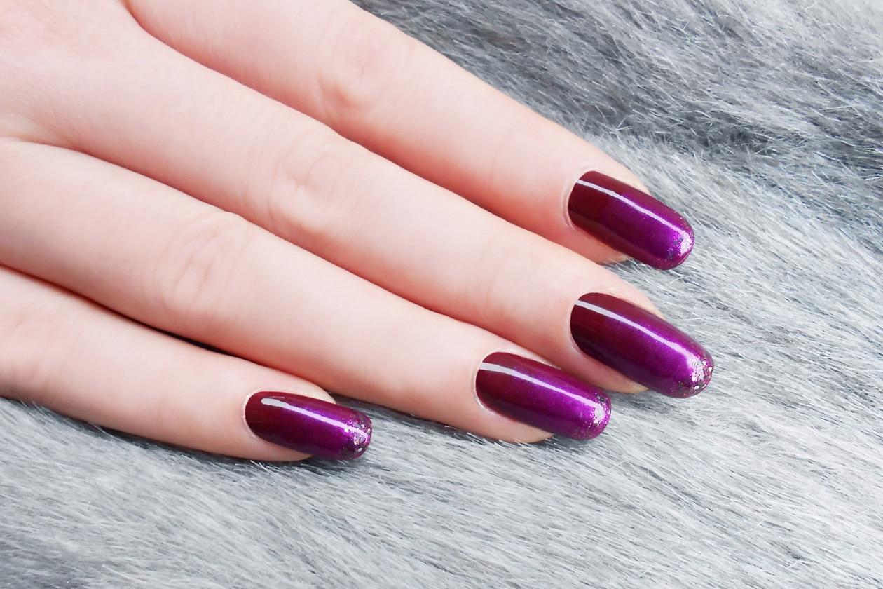 05 colore rossorosa nailart