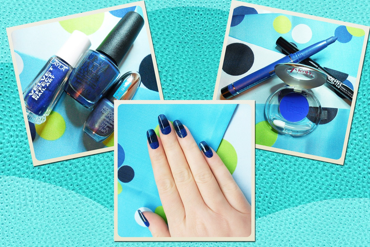 09 colore blu beauty
