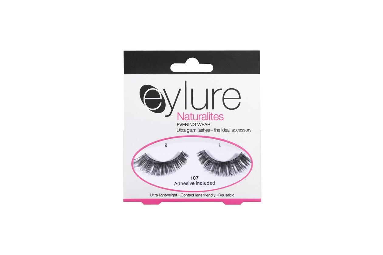 3 Eylure Naturalites False Eyelashes 107