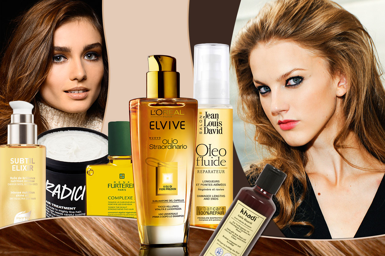 BEAUTY prodotti pre shampoo