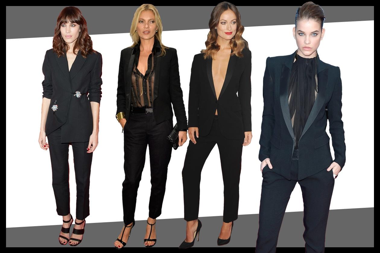COVER black suits