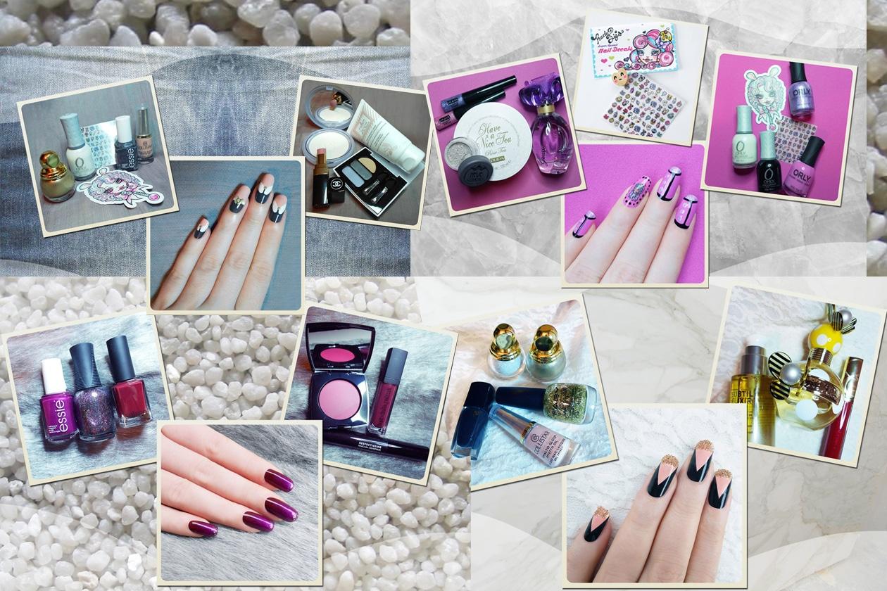 COVER winter manicure