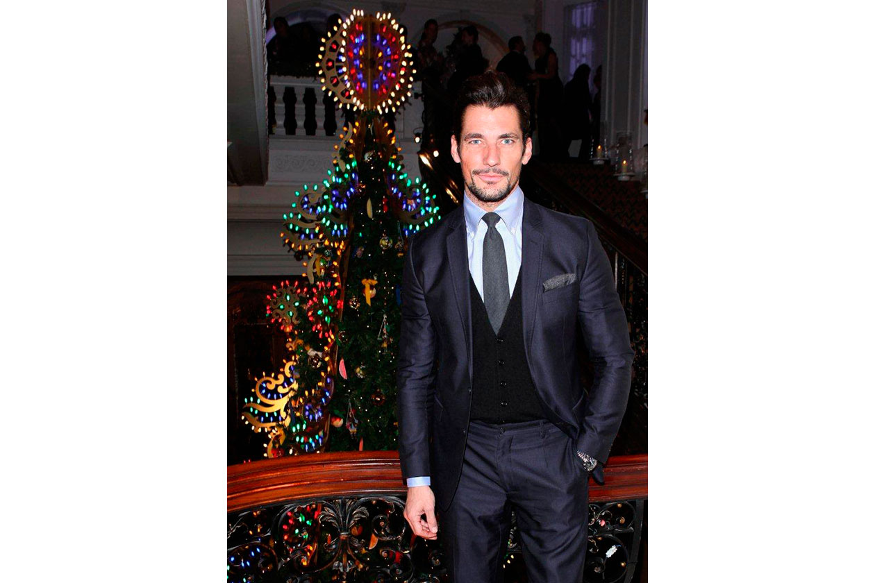 Claridge's Christmas Tree By Dolce & Gabbana DAVID GANDY