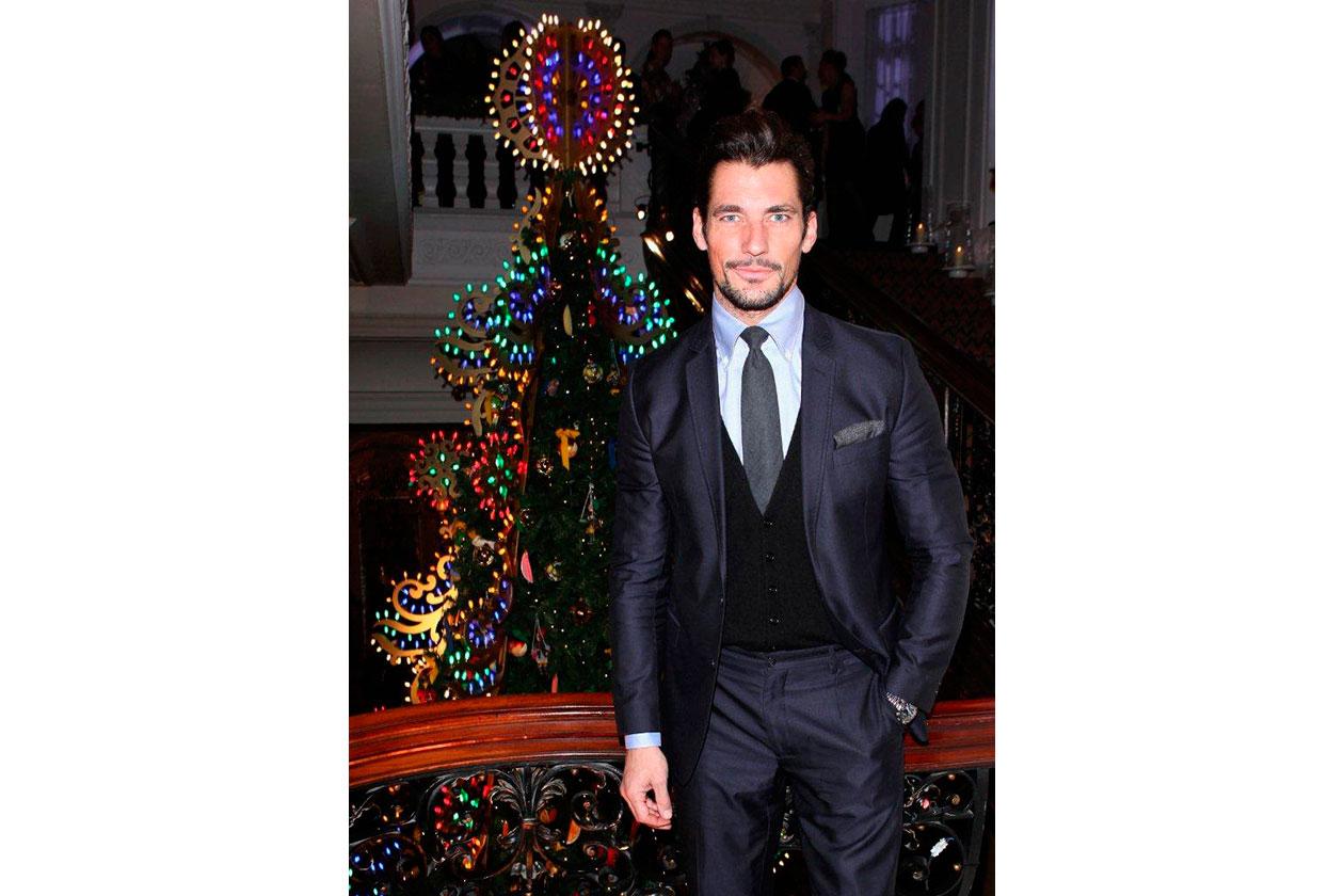 Claridge's Christmas Tree By Dolce & Gabbana DAVID GANDY