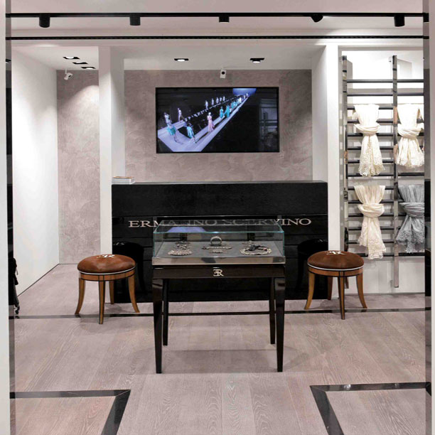 ES Boutique Baku interni bassa