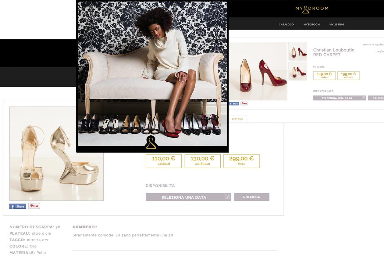 Fashion Fregole le scarpe che non occupano